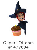 Blue Witch Clipart #1477684 by Julos