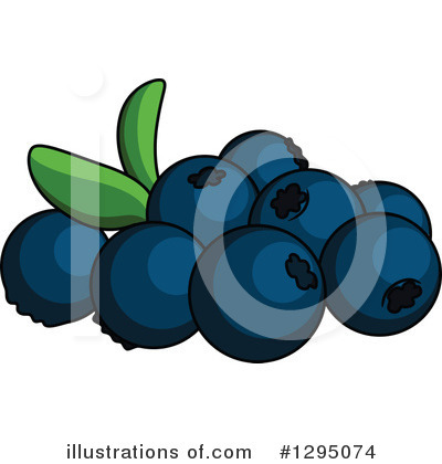 Produce Clipart #1295074 by Vector Tradition SM