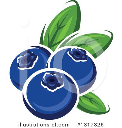 Berry Clipart #1317326 by Vector Tradition SM