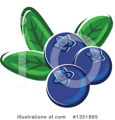 Berry Clipart #1351865 by Vector Tradition SM