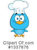 Bluebird Clipart #1337876 by Hit Toon