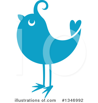 Bird Clipart #1346992 by Vector Tradition SM