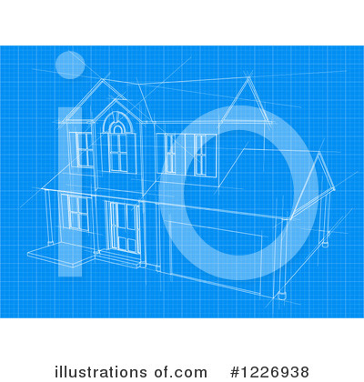 House Clipart #1226938 by AtStockIllustration