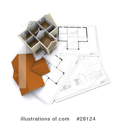 Architect Clipart #28124 by KJ Pargeter