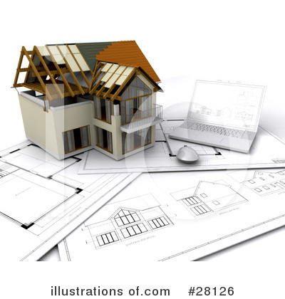 Architect Clipart #28126 by KJ Pargeter