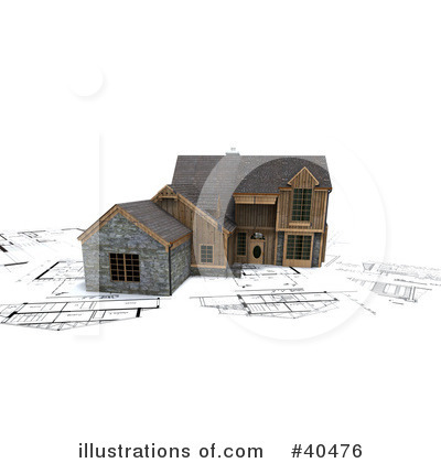 Architect Clipart #40476 by Frank Boston