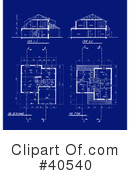 Blueprints Clipart #40540 by Frank Boston