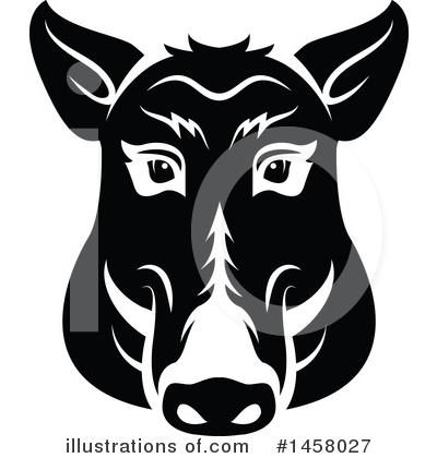 Hunting Clipart #1458027 by Vector Tradition SM