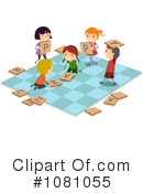 Royalty-Free (RF) Board Game Clipart Illustration #1081055