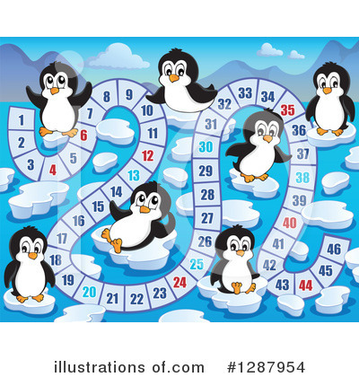 Board Game Clipart #1287954 by visekart
