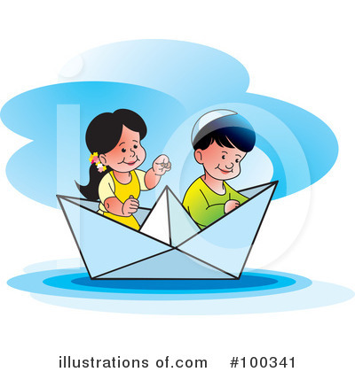 Boy Clipart #100341 by Lal Perera