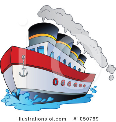 Ship Clipart #1050769 by visekart