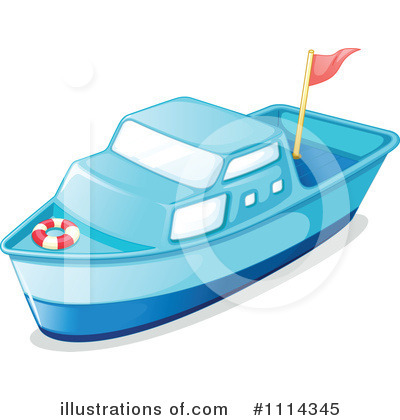Boat Clipart #1114345 by Graphics RF
