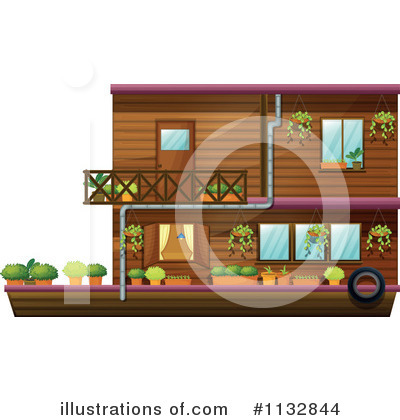 Boat Clipart #1132844 by Graphics RF