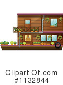 Royalty-Free (RF) boat Clipart Illustration #1132844