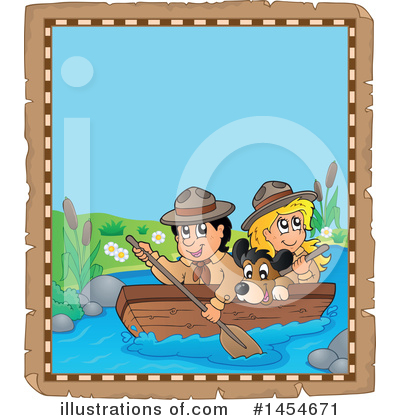 Boating Clipart #1454671 by visekart