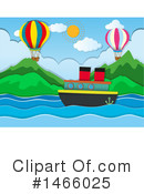 Boat Clipart #1466025 by Graphics RF