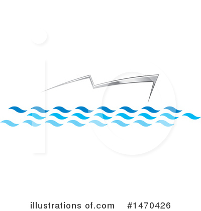 Cruise Ship Clipart #1470426 by Lal Perera