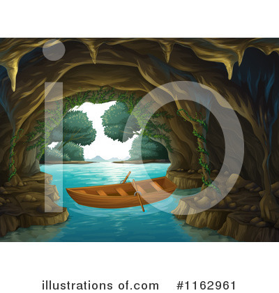 Cave Clipart #1162961 by Graphics RF