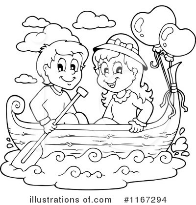 Boating Clipart #1167294 by visekart