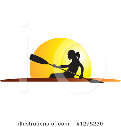 Sunset Clipart #1275230 by Lal Perera
