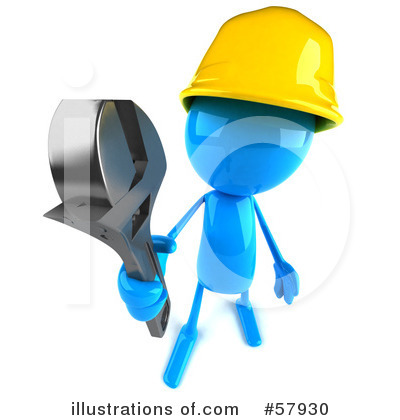 Architect Clipart #57930 by Julos