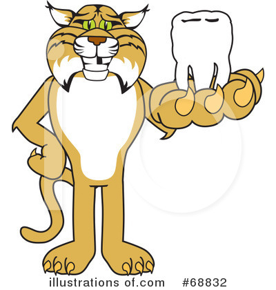 Tooth Clipart #68832 by Toons4Biz