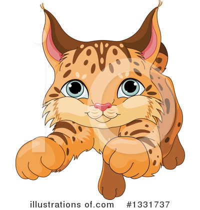 Bobcat Clipart #1331737 by Pushkin