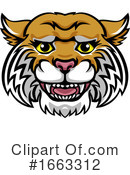 Bobcat Clipart #1663312 by AtStockIllustration