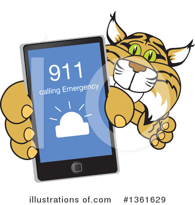 Smart Phone Clipart #1361629 by Toons4Biz