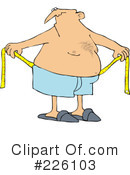 Body Fat Clipart #226103