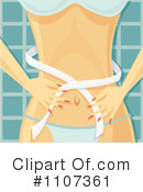 Body Measurement Clipart #1107361
