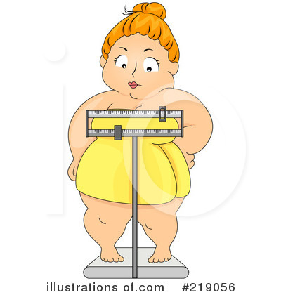 Body Weight Clipart #219056 by BNP Design Studio
