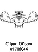 Bodybuilder Clipart #1706044 by AtStockIllustration