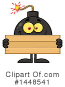 Bomb Clipart #1448541 by Hit Toon