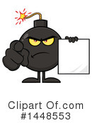 Royalty-Free (RF) Bomb Clipart Illustration #1448553