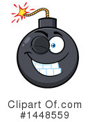 Royalty-Free (RF) Bomb Clipart Illustration #1448559