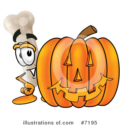 Bone Clipart #7195 by Toons4Biz