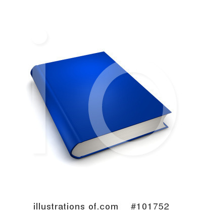 Book Clipart #101752 by Jiri Moucka