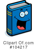 Book Clipart #104217 by Cory Thoman