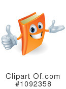 Book Clipart #1092358