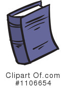 Book Clipart #1106654 by Cartoon Solutions
