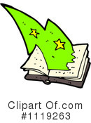 Book Clipart #1119263 by lineartestpilot