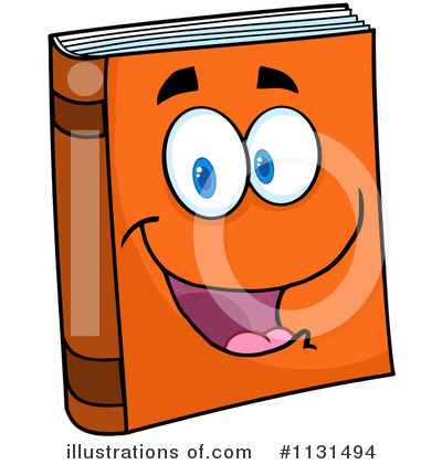 Reading Clipart #1131494 by Hit Toon