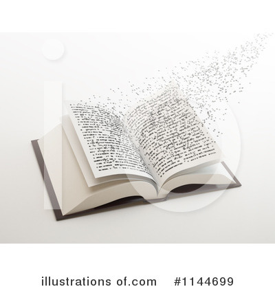 Books Clipart #1144699 by Mopic