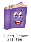 Royalty-Free (RF) Book Clipart Illustration #1148961