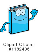 Royalty-Free (RF) Book Clipart Illustration #1182436