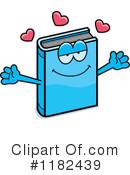 Book Clipart #1182439 by Cory Thoman