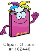 Royalty-Free (RF) book Clipart Illustration #1182440