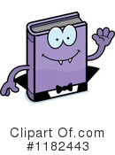 Book Clipart #1182443 by Cory Thoman